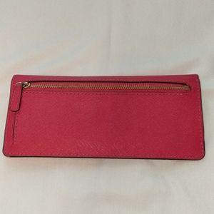 Michael Kors Bags - Michael Kors Thin Leather Wallet
